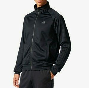 Adidas 3 Stripes Tricot Track Jacket Sz XLT